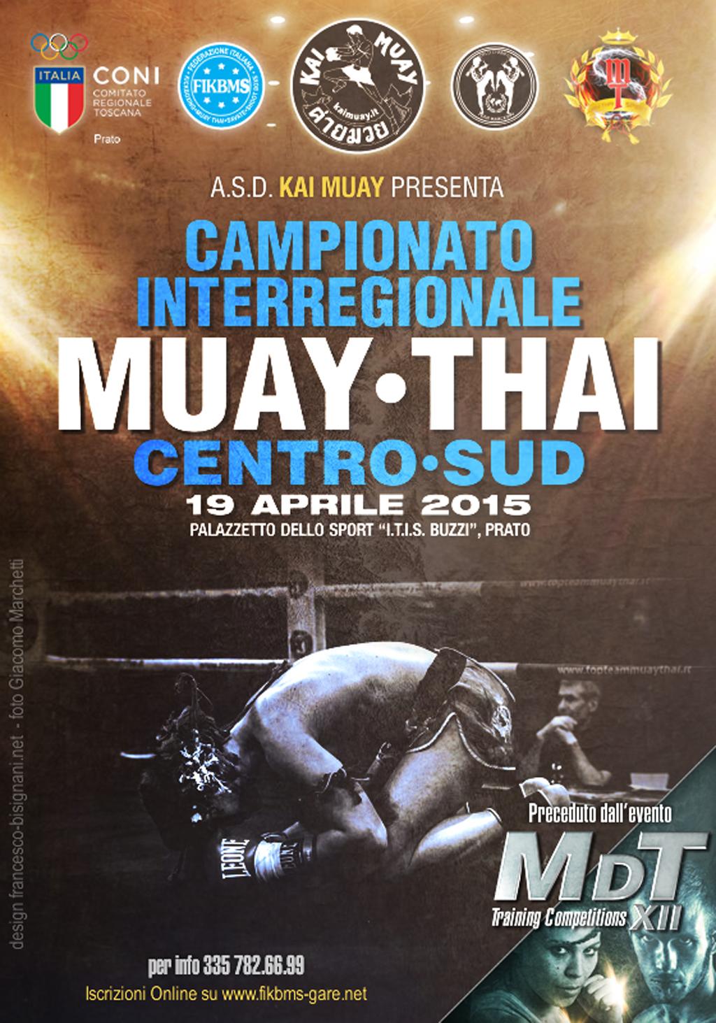INTERREGIONALE MUAY THAI