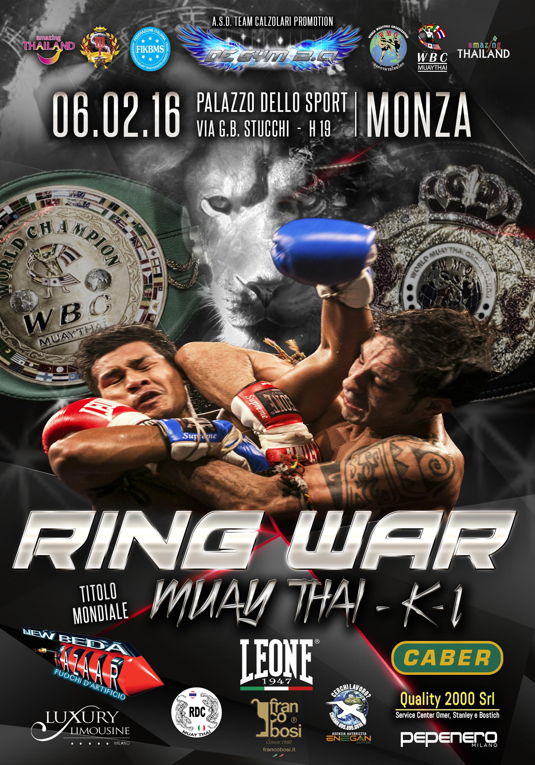 RING WAR