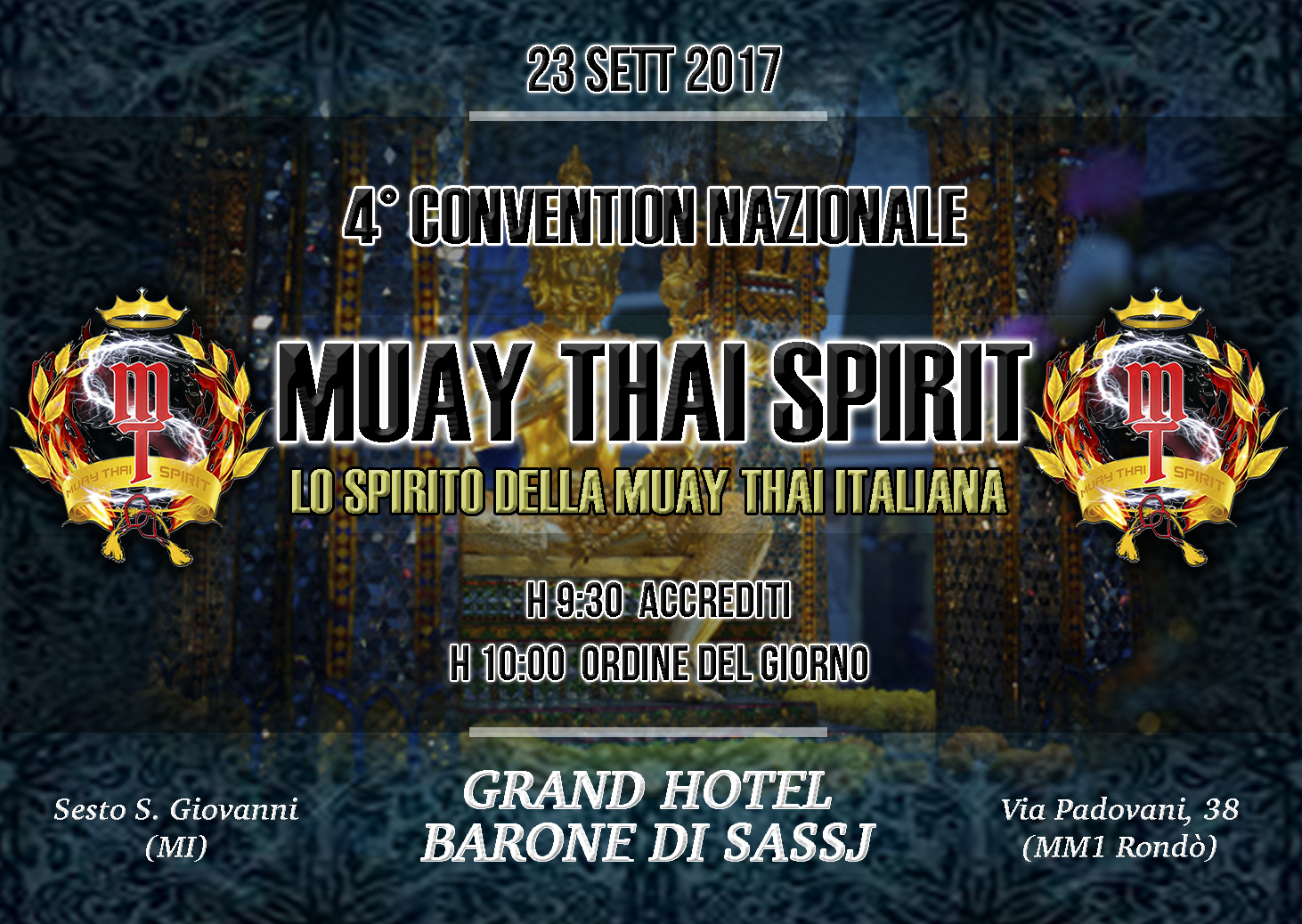 4° CONVENTION MTS 2017