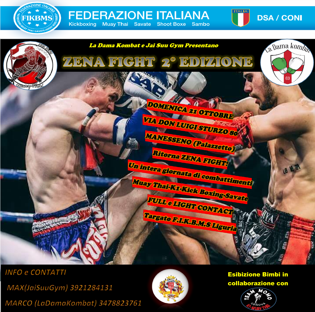 ZENA FIGHT 2